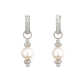 Small Provence Pearl Charms