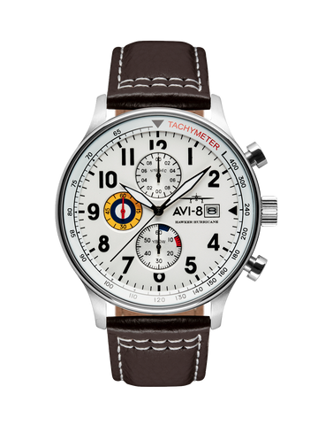 CLASSIC WHITE CLASSIC CHRONOGRAPH 1