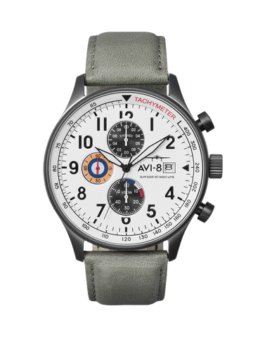IVORY GRAYSCALE CLASSIC CHRONOGRAPH 1