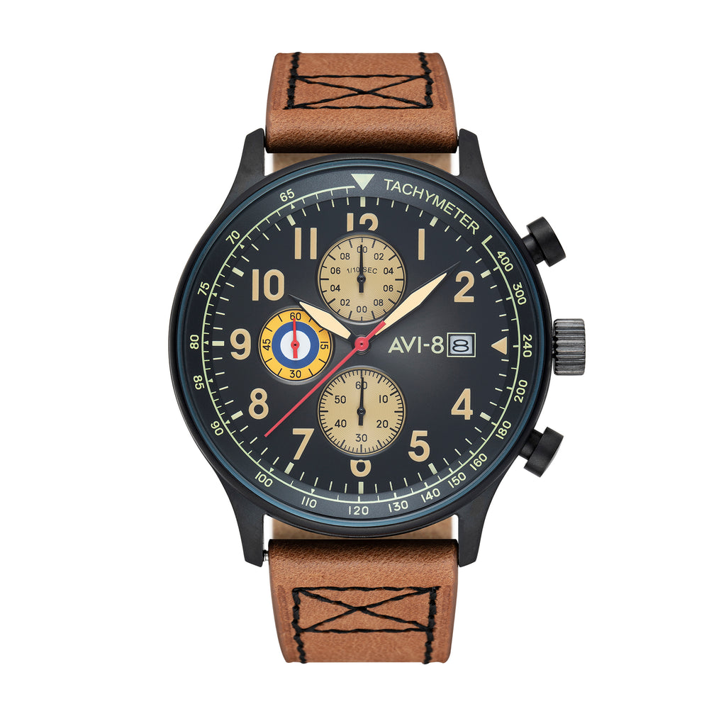 mens brown watch
