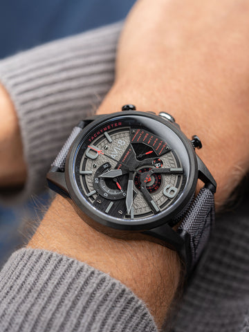 Midnight Stealth DUAL RETROGRADE CHRONOGRAPH 1
