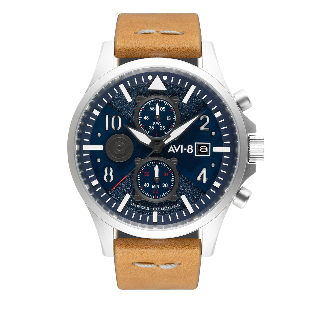 mens navy watch