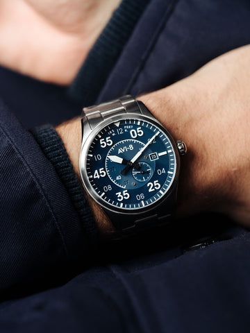 Oxford Blue TYPE 300 AUTOMATIC 1