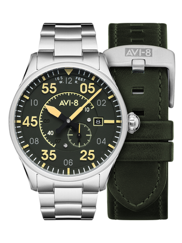 Olive Green TYPE 300 AUTOMATIC 1