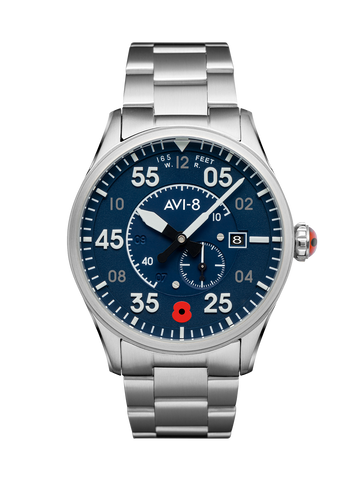 ROYAL BRITISH LEGION LIMITED EDITION TYPE 300 AUTOMATIC 1