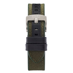 army green watch strap