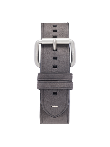 GREY ROLLER BUCKLE STRAPS 1