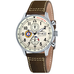 mens watches cream