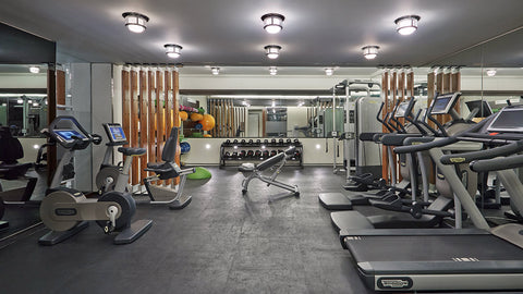 Cost Cutters Fitness Custom Gym Hotel Fitness Room