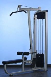 New CCF Magnetic Strength Dual Function Lat Pulldown/Row Combo Machine