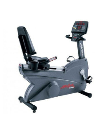 Life Fitness 9500RHR Recumbent Bike Next Generation
