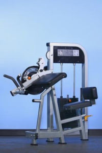 New CCF Magnetic Strength Dual Function Bicep/Tricep Combo Machine