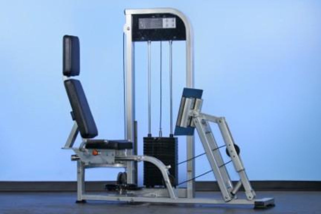 New CCF Magnetic Strength Dual Function Leg Press/Calf Raise Combo Machine