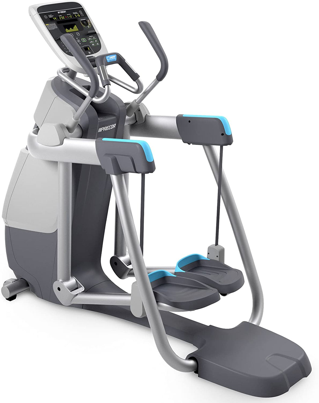 Precor AMT 833 with Open Stride Adaptive Motion Trainer