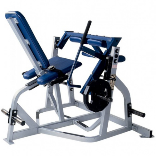 Hammer Strength Seated Leg Curl