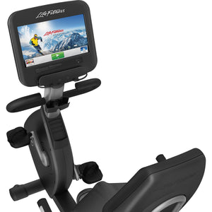 Life Fitness Elevation Discover SE Recumbent Bike