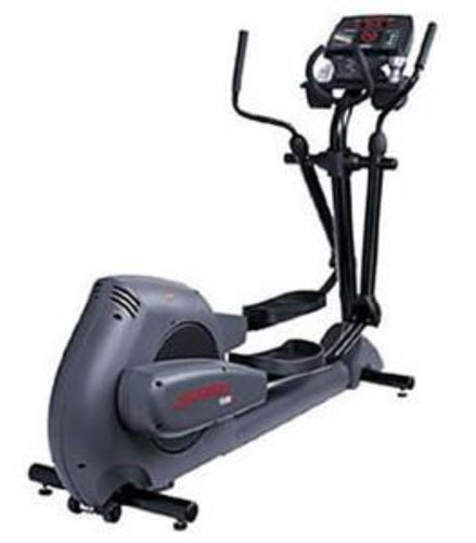 Life Fitness 9500HRRNG Cross Trainer