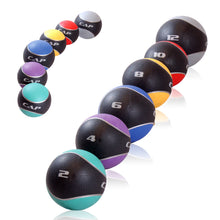 Load image into Gallery viewer, New CAP Medicine Ball Set W/ Rack