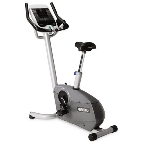 Precor 846i-U Experience  Upright Bike