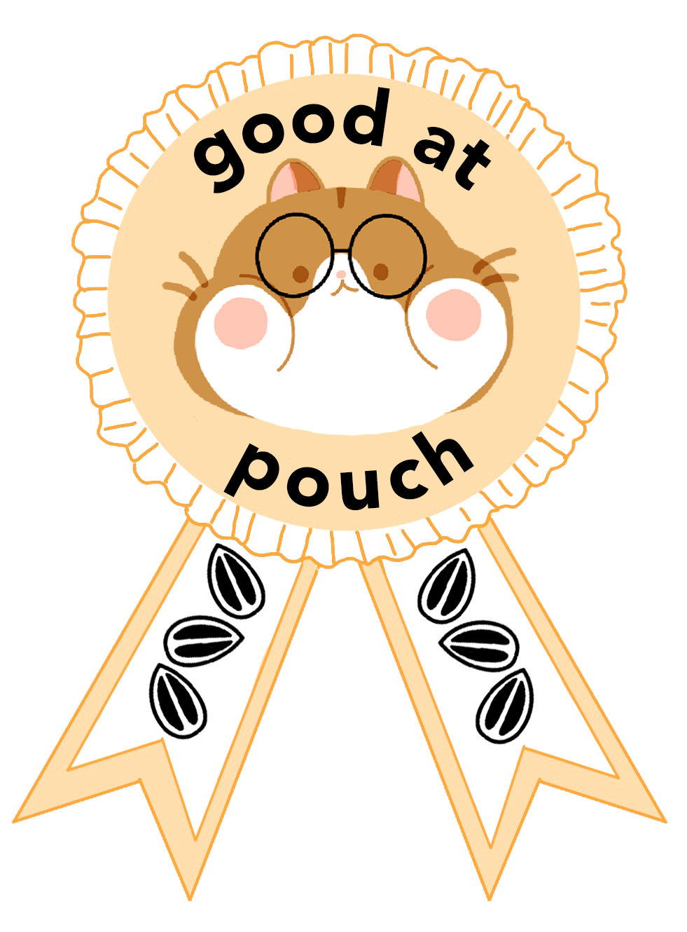 Good At Pouch Pin