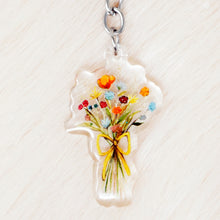 Load image into Gallery viewer, Dried Flowers Charm