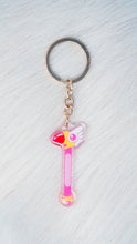 Load image into Gallery viewer, Cardcaptor Wand Charm