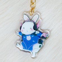 Load image into Gallery viewer, DVA Bunny Charm
