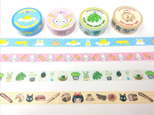 Snack Expert Washi Tape