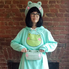 Load image into Gallery viewer, PRE-ORDER Frog Fanny Pack