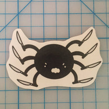 Load image into Gallery viewer, Spoopy Spider handcut sticker