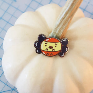 Anxious Treat Pin