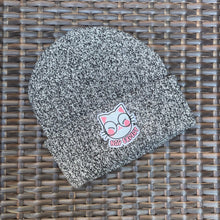 Load image into Gallery viewer, Nap Expert Salt & Pepper Beanie (Limited Edition!)
