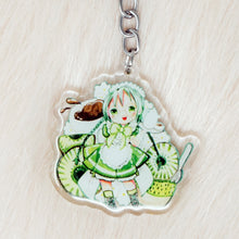 Load image into Gallery viewer, Maid Lettuce Charm