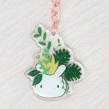 Load image into Gallery viewer, Bunny Planter Charm