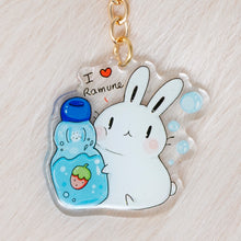 Load image into Gallery viewer, Chubby Ramune Bun Charm