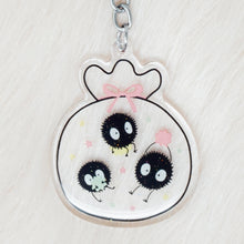 Load image into Gallery viewer, Soot Sprite Charm