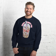 Load image into Gallery viewer, Bunny Bubble Tea Sweatshirt