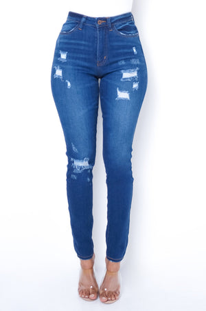 Diana Jeans - Blue