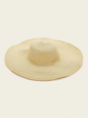 Simple Straw Hat