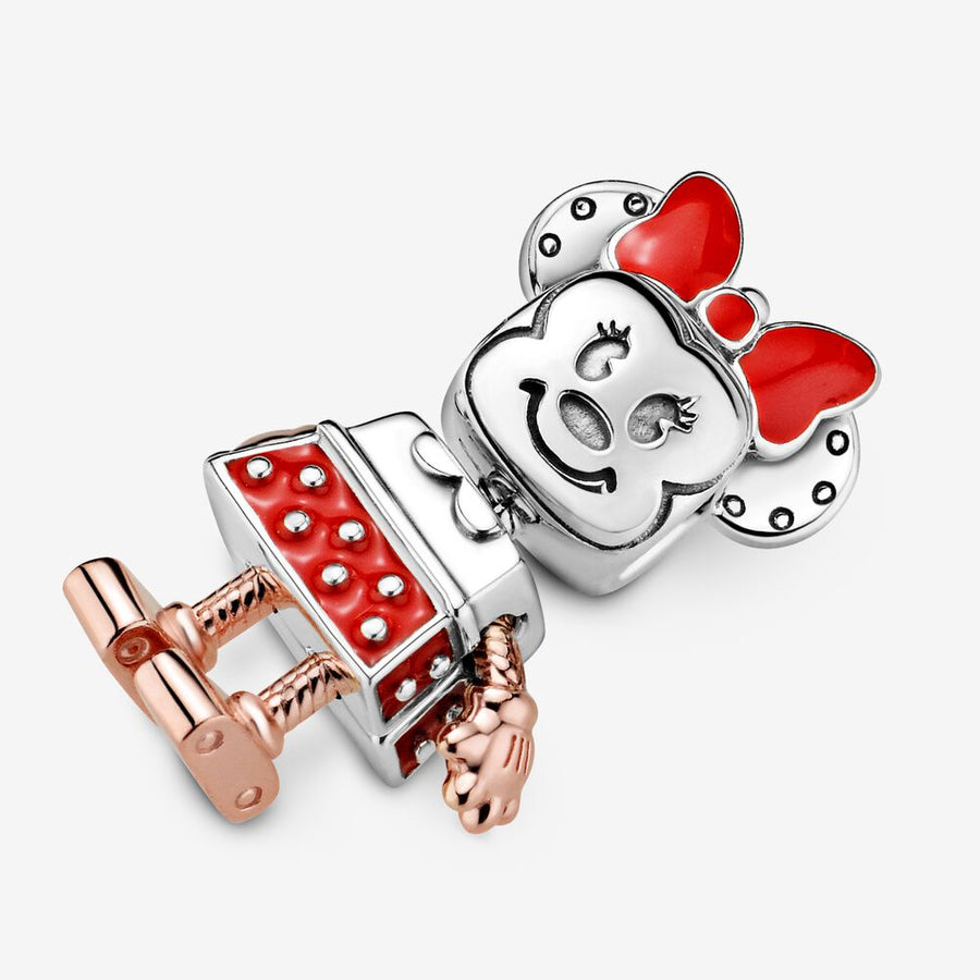 Charm Robot Minnie Mouse de Disney
