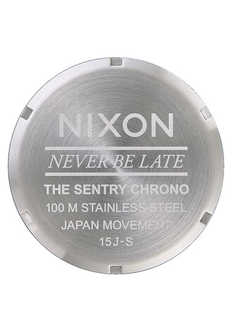 Sentry Chrono Noir 42mm
