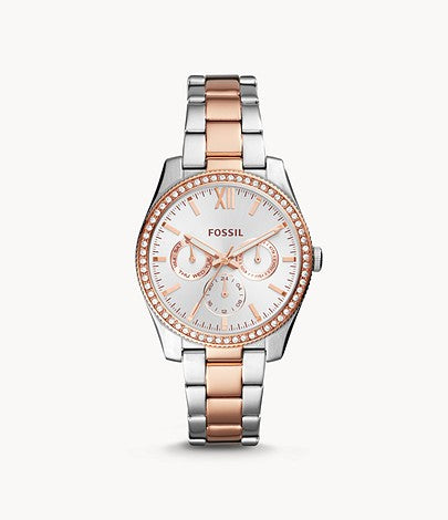 FOSSIL Montre Scarlette acier inoxydable Multifonctions