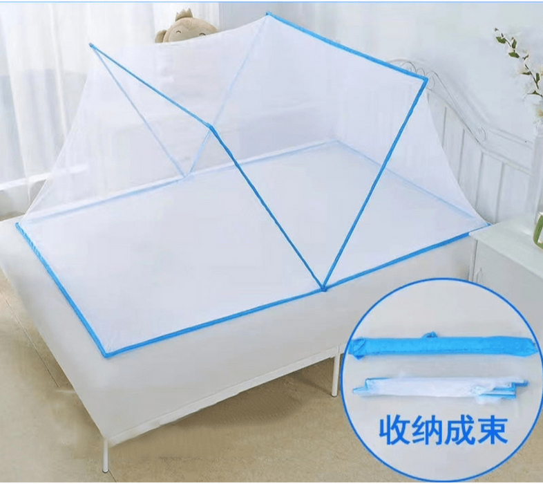 Installation-Free Tent Mosquito Net