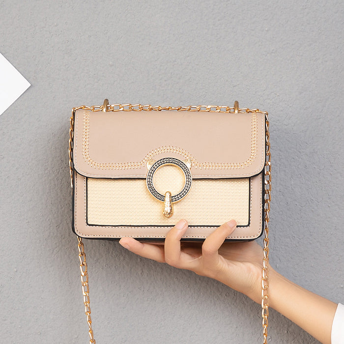 Simple Pu women's bag