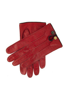 Men's Handsewn Leather Driving Gloves