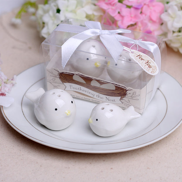 SPS015-WEDDING FAVORS SALT PEPPER SHAKERS - Wforwedding