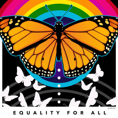 Equality For All by Julie Davis Veach