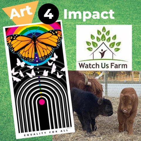 Art 4 Impact Equality for All Julie Davis Veach and Watch Us Farm and Nexus Impact Center