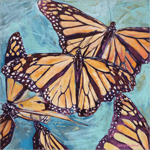 """Transformation Taking Flight"" Giclee Art Print"