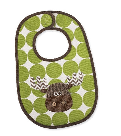 Mud Pie Moose Bib!